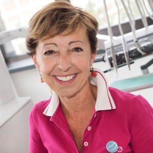 Marina Bombardelli, odontoiatra