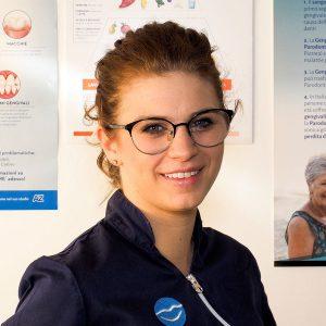 Romina Waldner, igienista dentale